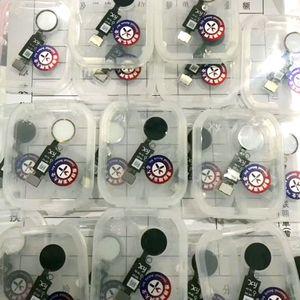 Image 3 - 10pcs HX 2nd דור אוניברסלי בית כפתור להגמיש כבל 4 צבעים עבור iPhone 7/7 P/8 /8 בתוספת לחזור הביתה פונקציה פתרון