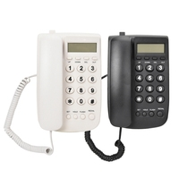 Hotel Business Desktop and Wall Telephone Extension No Caller ID Home Phone For Hotel Family