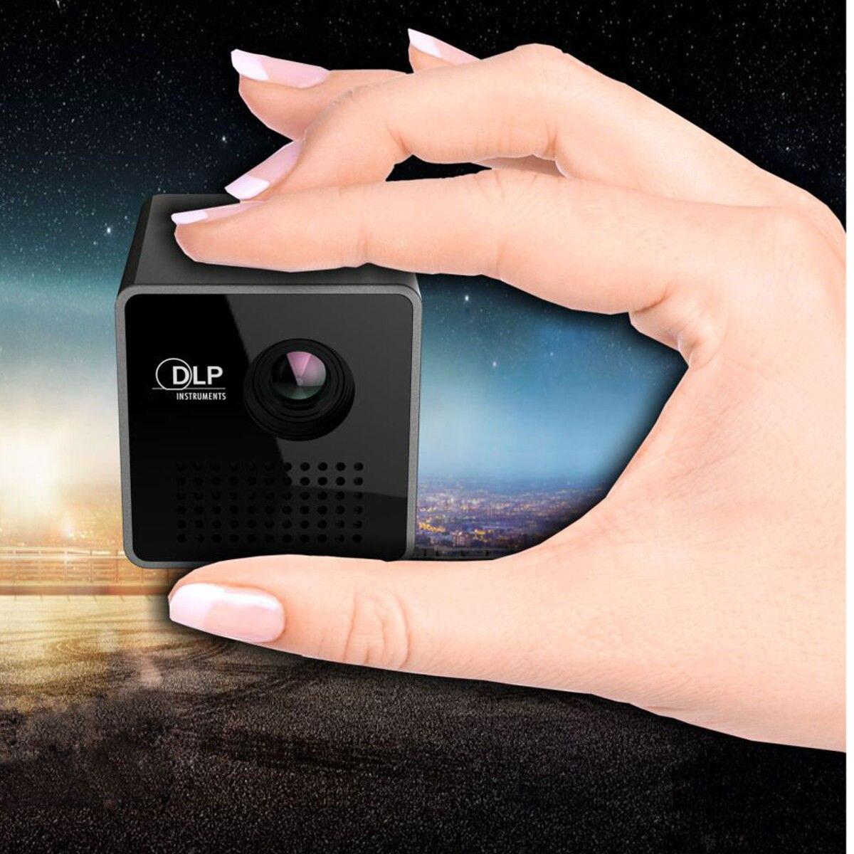 Mini projecteur P1 30 Lumens pour Micro-projecteur intelligent de poche de haute qualité