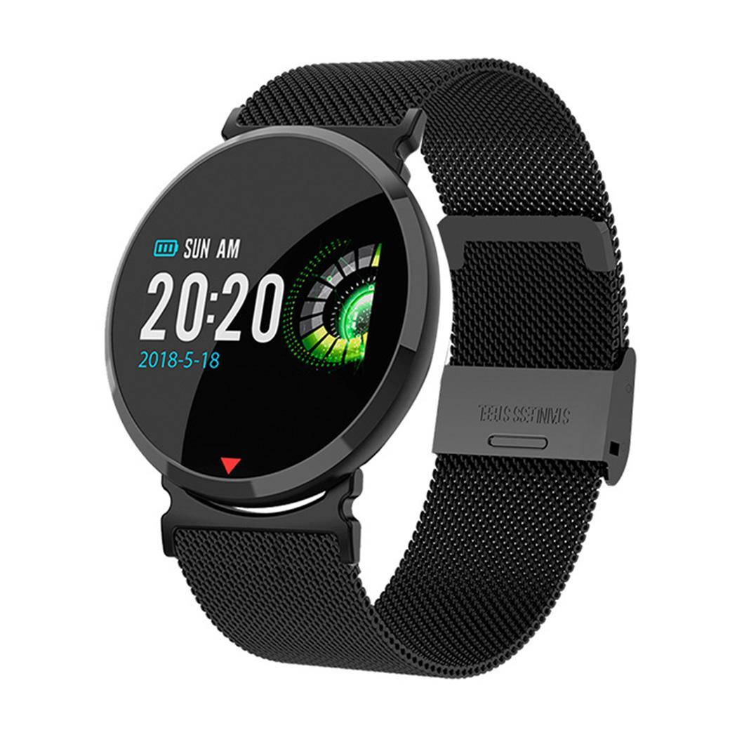 E28 Smart Watch Step Counter Electronic Touch Panel Sports B