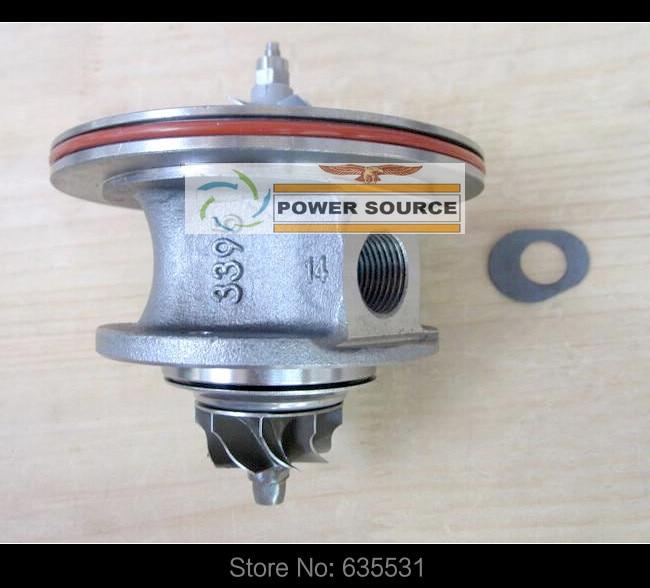 Turbocharger Turbo Cartridge CHRA Core KP35 54359880009 54359880007 For Ford Fiesta Peugeot 206 1.4L HDi Citroen C3 2001-11 Mazda 2 DV4TD