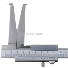 Внутренний штангенциркуль 10-160 мм 0,02 мм Внутренний штангенциркуль из нержавеющей стали внутренний штангенциркуль