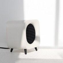 H1-168, Mini calentador de cama portátil, modelo Vintage, calentador de aire de calefacción eléctrico para el hogar, oficina en casa