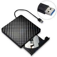 Well Externe USB 3.0 Hohe Geschwindigkeit Slim DVD Brenner Optisches Laufwerk Für Jeden laptop desktop