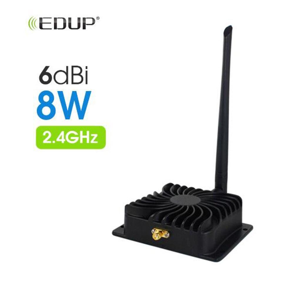 IEEE 802.11b/g/n 8 W 2.4 GHz répéteur de Signal WIFi amplificateurs à large bande gamme de routeur sans fil extender wifi répétidor