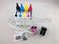 CISS ink tank for Cartridge HP 122 Continuous Ink Supply System accessories DIY ciss ink system