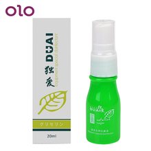 OLO Vibrator Cleaning Antibacterial Solution Cleaner Sex Toy Spray Disinfection 20mL Sex Toys for Couples