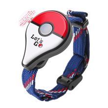 VKTECH for Nintendo Pokemon Go Plus Bluetooth Smart Wristband Smart Bracelet Game Accessory Game Band Accessories for Pokemon Go game accessory for pokemon go plus bluetooth wristband bracelet watch for pokemon go plus game accessory for nintend