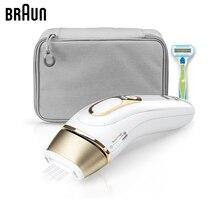Фотоэпилятор Braun Silk-expert IPL Pro 5 PL5014 + Gillette Venus + чехол (2/144)