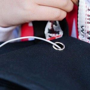 Image 5 - Łańcuch plecak z USB kobiety płótno 5 sztuk/zestaw kobiety plecak nastolatek plecaki dla dziewczyn torba na ramię kobieta Student School Bags Tassel