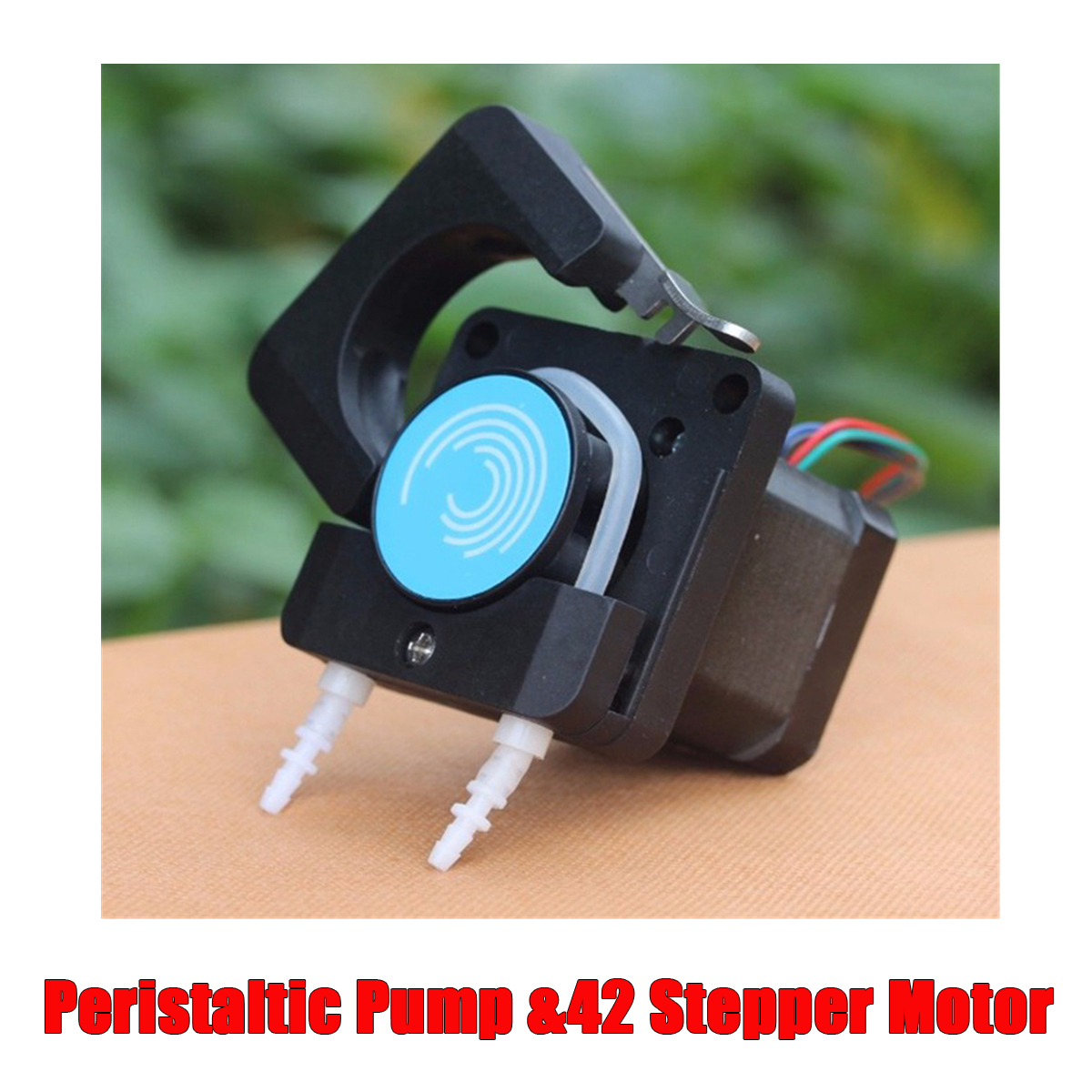 DC 12V 24V Peristaltic Pump Dosing Pump + 42 Stepper Motor Tubing Hose Diaphragm Pump Vacuum Aquarium Lab Analytical Water стоимость
