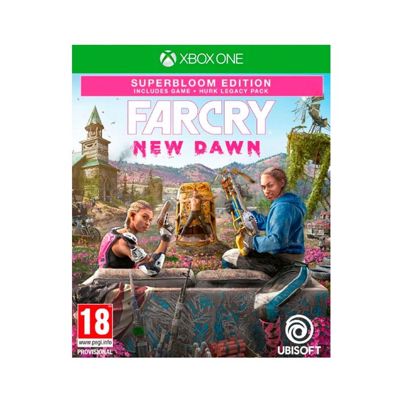 Game Deals Microsoft Xbox One Far Cry New Dawn