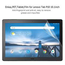 Enkay PET Anti-blue Light Tablet Protector Film for Lenovo Tab P10 10.1inch Tablet anti-fingerprint screen protector(China)