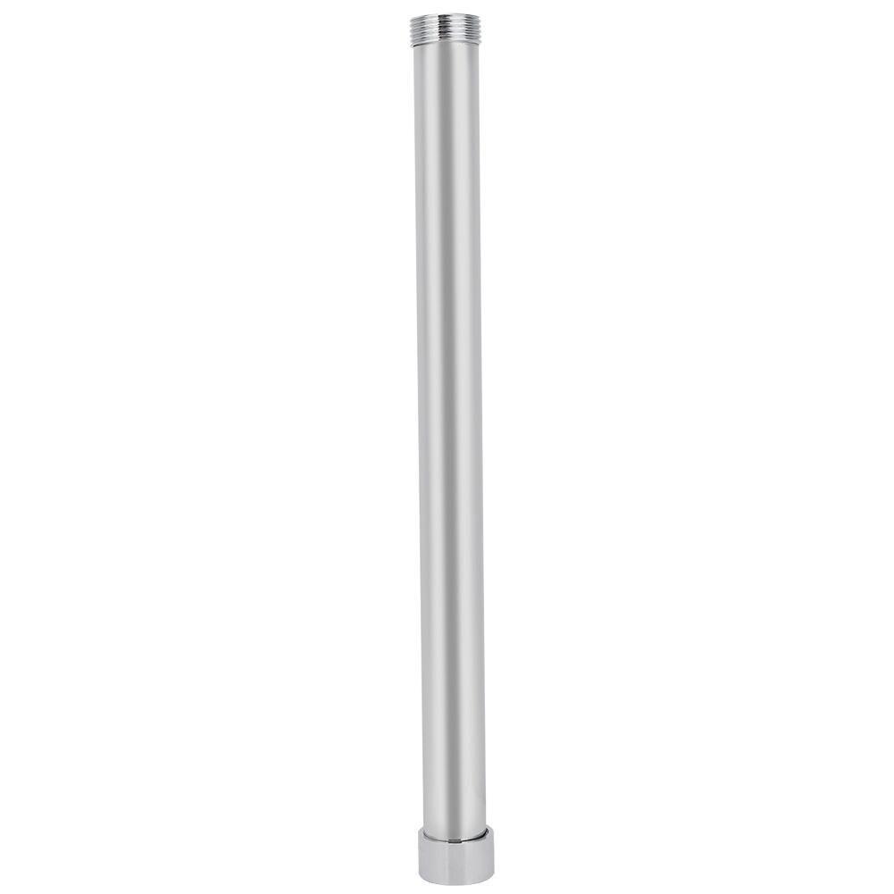 25 cm de di/ámetro duradero Galvanoplastia de cobre Tubo de extensi/ón de ducha Brazo Tubo Accesorio de ba/ño para ba/ño en casa Tubo de extensi/ón de ducha