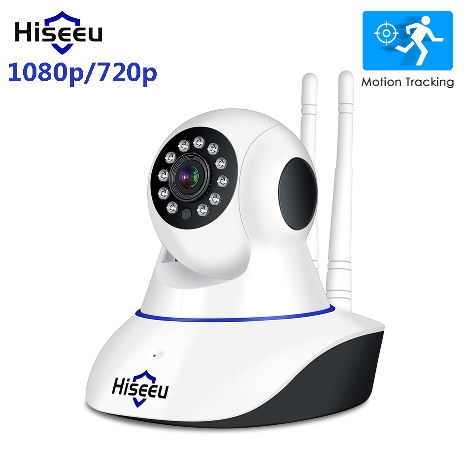 Hiseeu 1080P IP Camera…