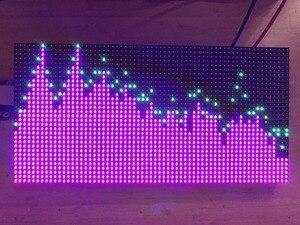 Image 5 - DYKB 전문 음악 스펙트럼 AS3264 풀 컬러 RGB 디스플레이 분석기 MP3 앰프 오디오 레벨 표시기 리듬 VU 미터