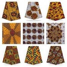 Настоящий воск настоящий гарантированный настоящий голландский воск африканская ткань Африканский Воск принты ткань воск настоящий Анкара ткань