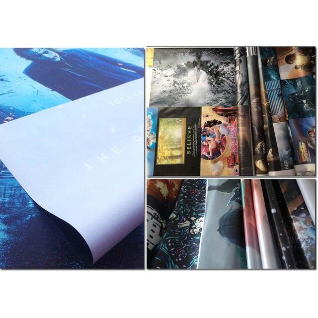 NieR en soie ou en toile imprimée, affiche artistique automate sexy 16x24 24x36 pouces, image suspendue personnalisée pour salon et chambre à coucher