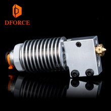 V6 Threaded HeatSink v6 Valcano hotend remote Bowen Volcano J-head Hotend heater block heat break for E3D