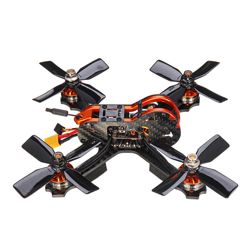 New Tyro79 140mm 3 Inch DIY Version For FPV Racing Drone RC Quadcopter Multirotor F4 OSD 20A BLHeli_S 40CH 200mW 700TVL RC Toys 2