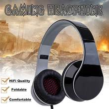 Bass Headset PC gamer