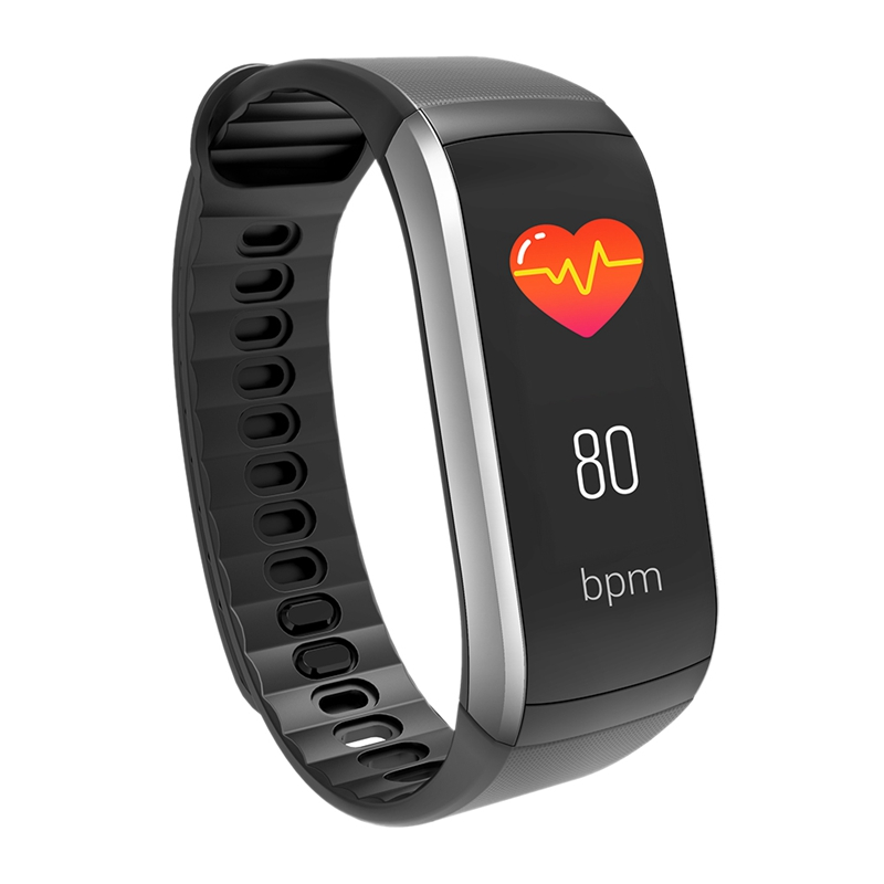 KR02 IP68 Waterproof Fitness Bracelet GPS Smart Band Heart Rate Monitor Watch Activity Tracker 3 for Xiao Mi Android IOS Phone-in Smart Wristbands from Consumer Electronics