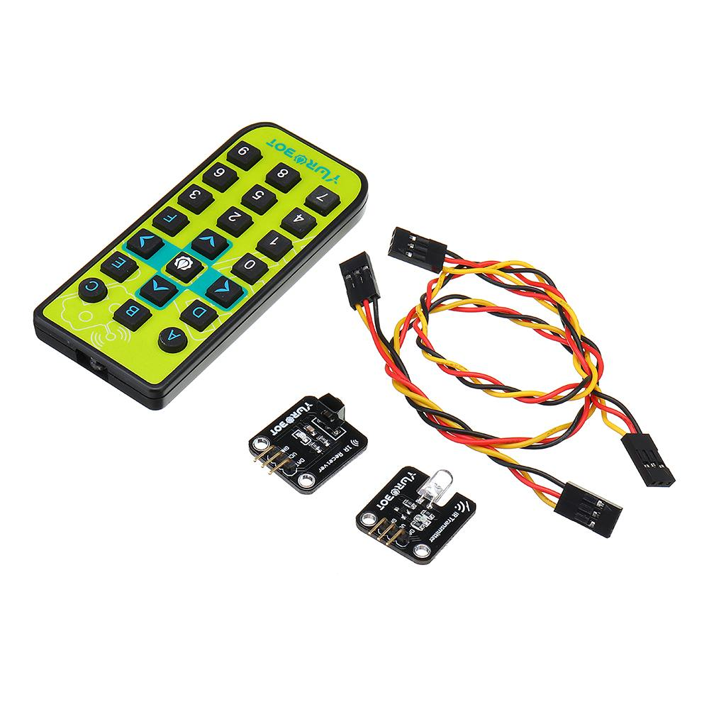 Electronic Building Blocks Infrared Remote Control Module MP3 Remote Controller For ArduinoElectronic Building Blocks Infrared Remote Control Module MP3 Remote Controller For Arduino