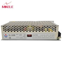 D 120A Dual Output Stroomvoorziening 120 W Ac Dc Converter 220 V 12 V 5 V Transformator SMPS LED Voeding