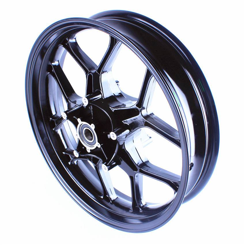 Aluminum Alloy For Yamaha YZF R1 2015 2016 YZF R1 Motorcycle Front Wheel Rim Black