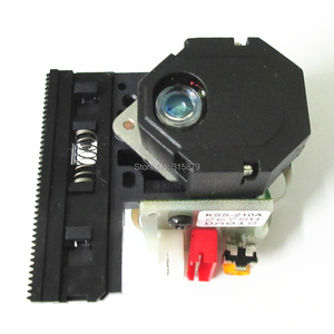 Image 2 - 2 pieces/lot Brand New KSS 210A CD Optical Laser Pickup Replacement KSS210A KSS 210A