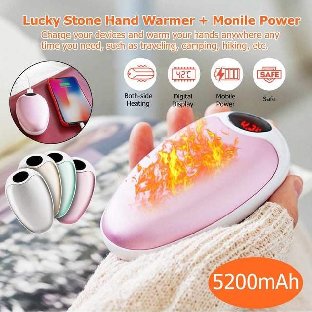 Self-Heating Hand Warmer Up to 8 Hours of Warmth 58℃-70℃