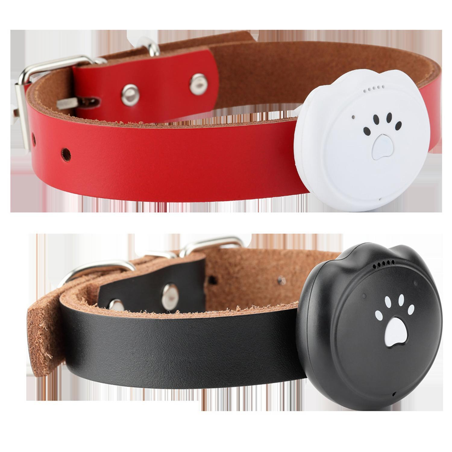 Anti-lost Dog Cat Collar GPS Pet Finder Tracker Locator GPS Mini pet collar easy use. Tracking Home, Store, etc image