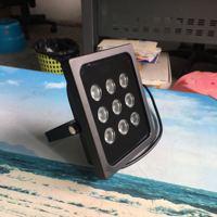 YiiSPO CCTV Массива ИК-подсветка инфракрасная лампа 9 шт. массив светодио дный ИК Открытый IP65 Водонепроницаемый Ночное видение для видеонаблюден...
