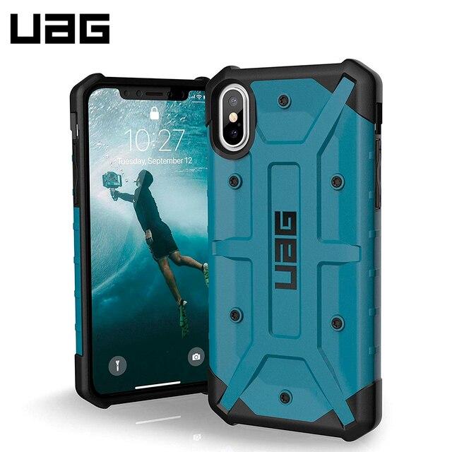 Защитный чехол UAG Pathfinder для iPhone X slate/111227115454/32