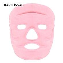 DARSONVAL Tormaline маска для лица магнитный гель маски для лица для похудения Удалить мешочек для глаз спокойная кожа лица холодная горячая Therepy маска для ухода за кожей лица