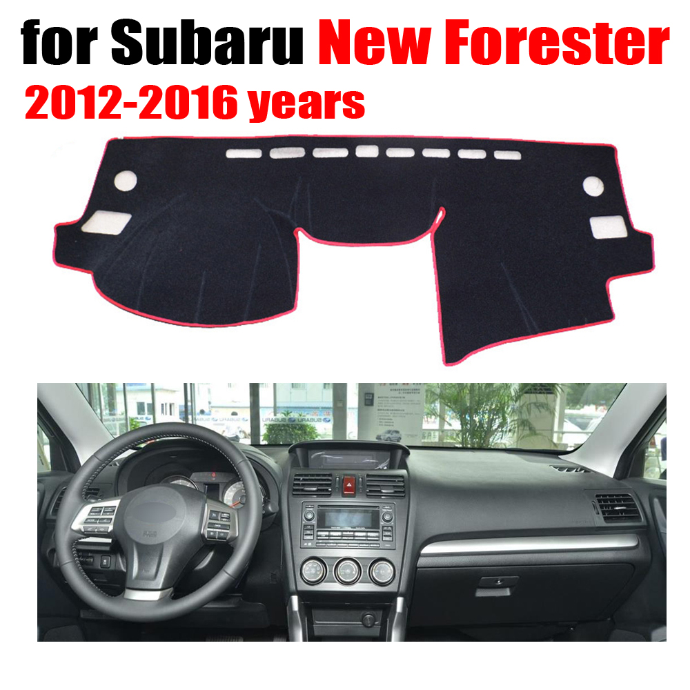 Car Dashboard Covers For Subaru New Forester 2012 2016