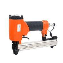 Степлер пневматический PATRIOT ASG 180 (вместимость 125 шт, длина скоб 6-16 мм, рабочее давление 4–7 бар, потребление воздуха - 85 л/мин)