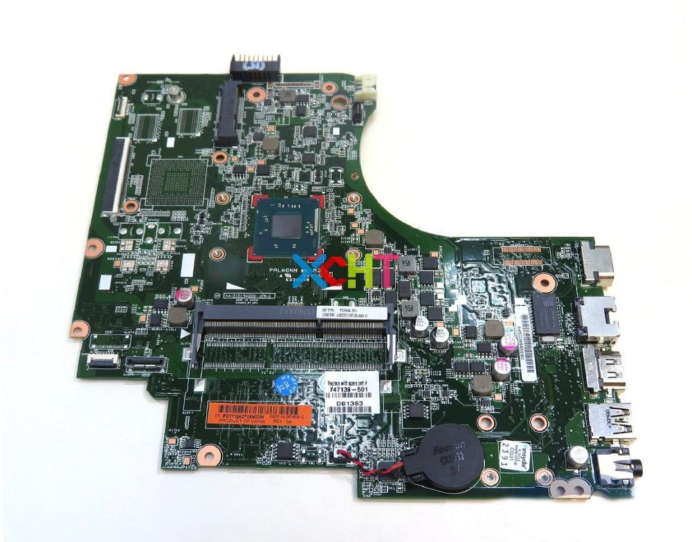 747139-501 747139-001 747139-601 w N2810 CPU HD graphics UMA for HP 15-D Series 250 G2 PC Laptop Motherboard Mainboard Tested747139-501 747139-001 747139-601 w N2810 CPU HD graphics UMA for HP 15-D Series 250 G2 PC Laptop Motherboard Mainboard Tested