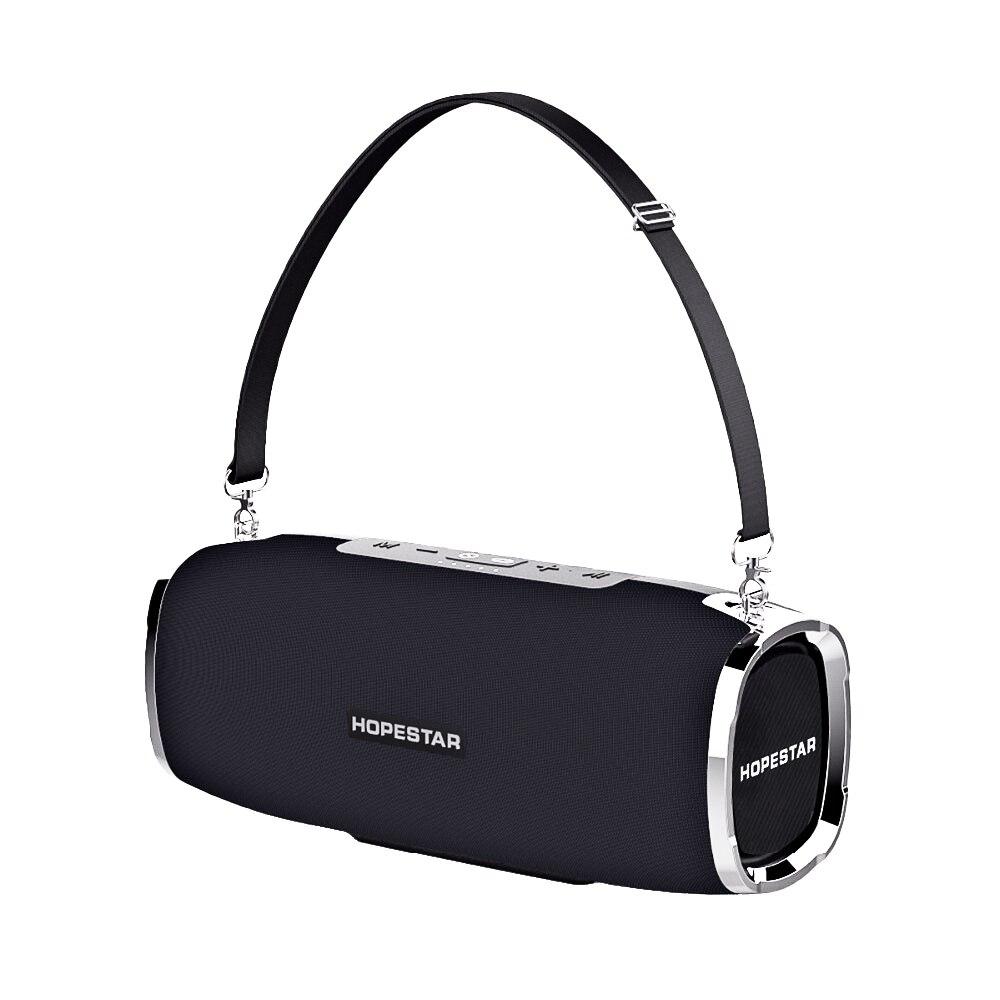 HOPESTAR A6 Bluetooth haut-parleur Portable sans fil système de son 3D stéréo extérieur étanche grande batterie externe 35W