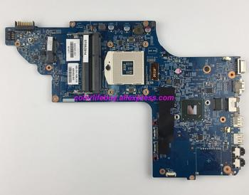 Genuine 682043-501 682043-001 682043-601 48.4ST04.021 HM77 Laptop Motherboard Mainboard for HP DV7 DV7T Series NoteBook PC цена 2017