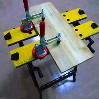 Woodworking Fast Clamps,Woodworking Retaining Clip, Woodworking Pressure Feeder (for 20MM Hole)