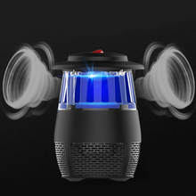 2019 Summer Photocatalyst LED Mosquito Killer Household Mute USB Repellent Light Pest Reject Trap Home Decoration