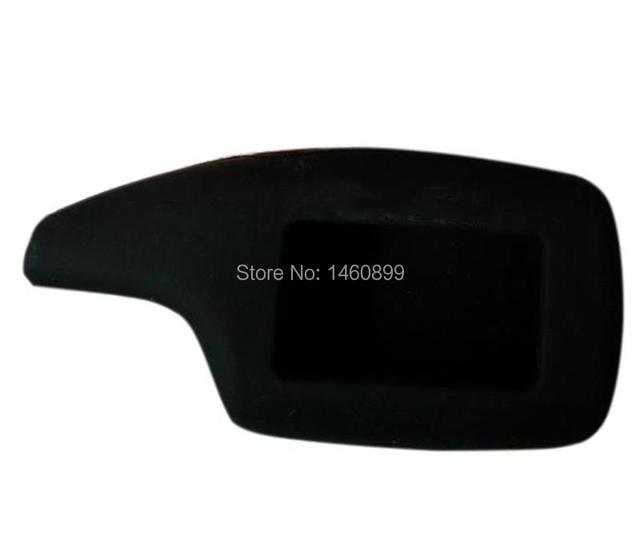 Силиконовый чехол для брелка автосигнализации Scher-Khan Magicar 5 6 ( Чехол для брелка сигнализации Scher Khan M5 M6 M902F M903F)