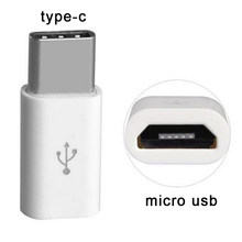 Mini Converter Type C To Micro Usb Jack Adapter For Phone Support Charging Transmission Type-C Splitter Wide Compatibility(China)