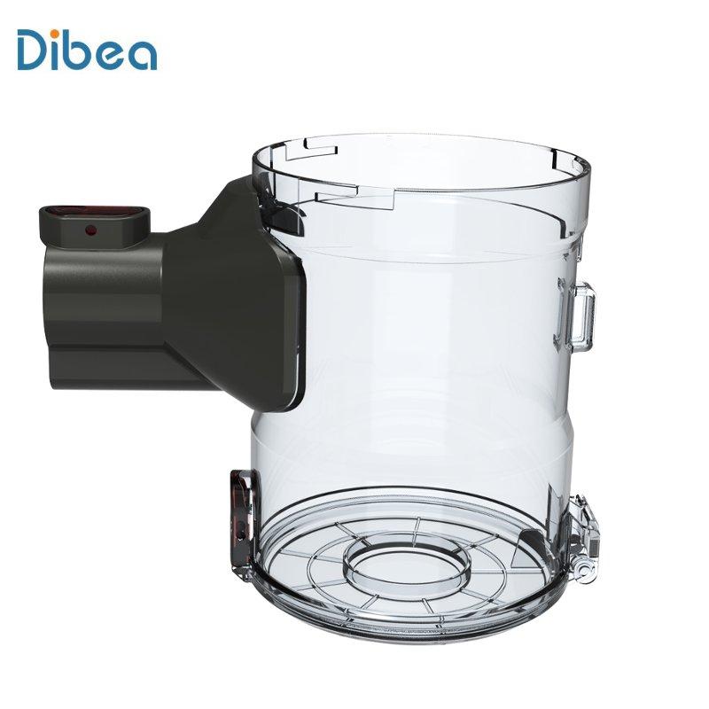 Dibea D18 Professional Transparent Dust Collector For Dibea D18 Protable 2 In 1 Wireless Vacuum Cleaner
