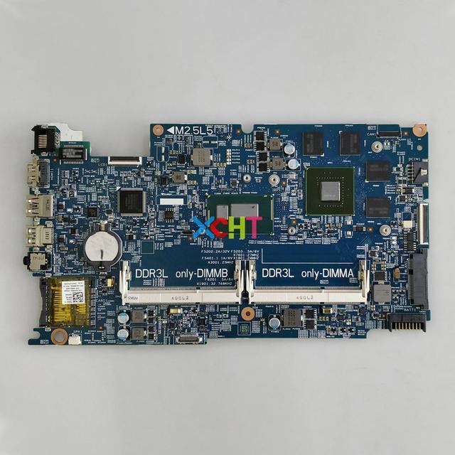 CN 0DPX9G 0DPX9G DPX9G DOH50 12311 2 w i7 4510U CPU GT750M/2 GB GPU per Dell Inspiron 7537 Notebook scheda Madre del PC Scheda Madre