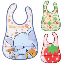 Baby EVA Waterproof Lunch Feeding Bibs Newborn Baby Cute Cartoon Feeding Cloth Towels Children Apron Kids Feeding Accessories baby bibs eva waterproof lunch feeding bibs newborn baby cute cartoon feeding cloth bib children apron kids feeding accessories