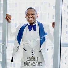 Popular Blue Bridegroom Suit-Buy Cheap Blue Bridegroom Suit