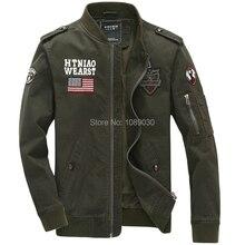 New Arrival Us Army Men Military Uniform Bomber Jacket Air Force Men's Chaquetas men 2018 jaquetas militares Jackets
