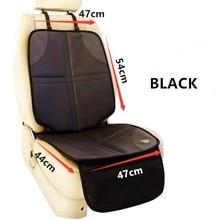Универсальное Детское безопасное детское сидение коврики под протектор ISOFIX толстое автомобильное сиденье linner крышка защитная накладка для сиденья автомобиля